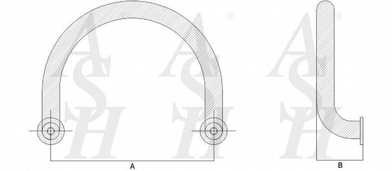 ash107-cranked-pull-door-handle-technical-drawing-ash-door-furniture-specialists-wm