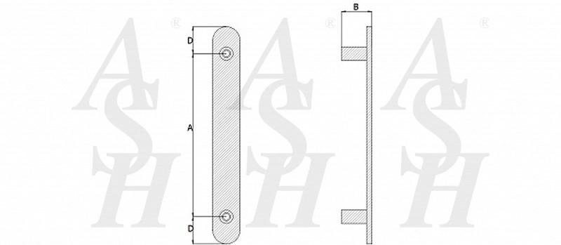 ash234-straight-plate-pull-door-handle-technical-drawing-ash-door-furniture-specialists-wm