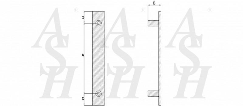 ash235-straight-plate-pull-door-handle-technical-drawing-ash-door-furniture-specialists-wm