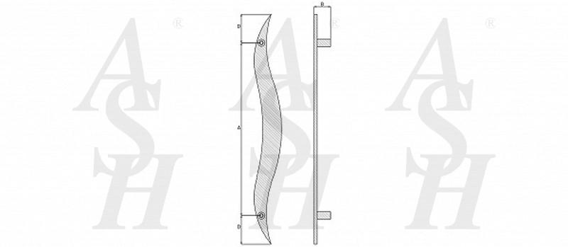 ash236-straight-plate-pull-door-handle-technical-drawing-ash-door-furniture-specialists-wm