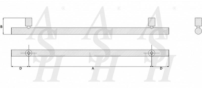 ash268-straight-pull-door-handle-technical-drawing-ash-door-furniture-specialists-wm