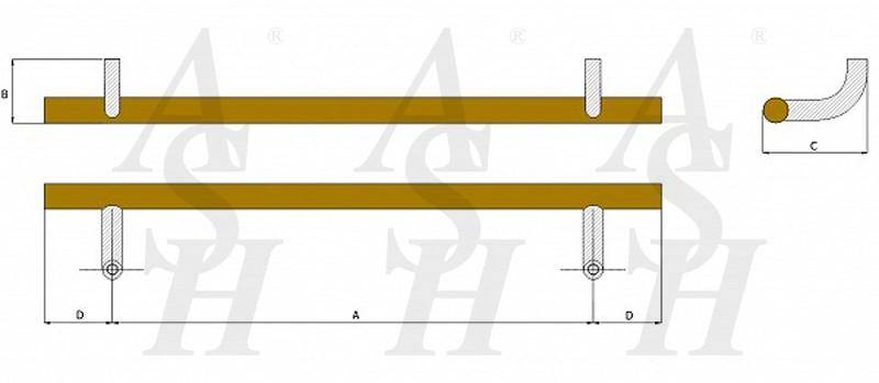 ash520-timber-pull-door-handle-technical-drawing-ash-door-furniture-specialists-wm