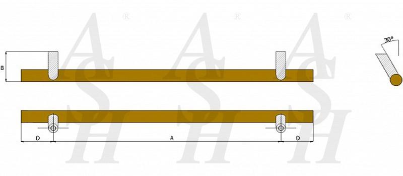 ash523-timber-pull-door-handle-technical-drawing-ash-door-furniture-specialists-wm
