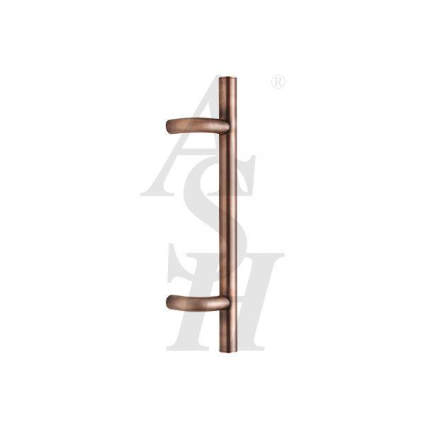 ash120-antique-copper-antimicrobial-cranked-pull-door-handle-ash-door-furniture-specialists-wm