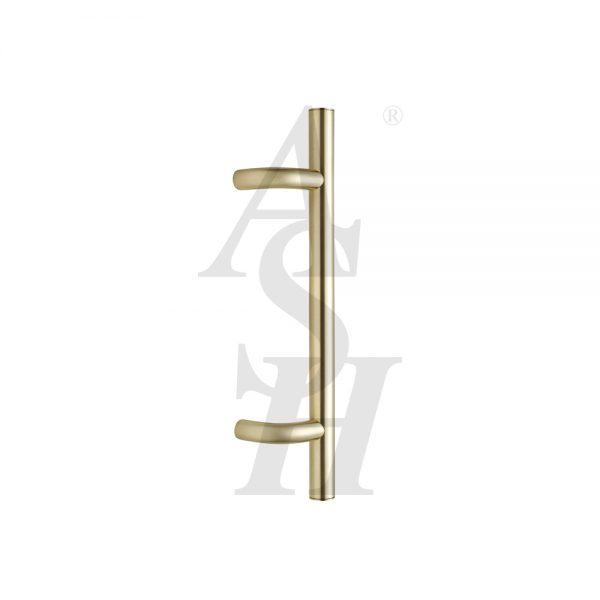ash120-satin-brass-antimicrobial-cranked-pull-door-handle-ash-door-furniture-specialists-wm