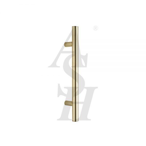 ash121-satin-brass-antimicrobial-straight-pull-door-handle-ash-door-furniture-specialists-wm