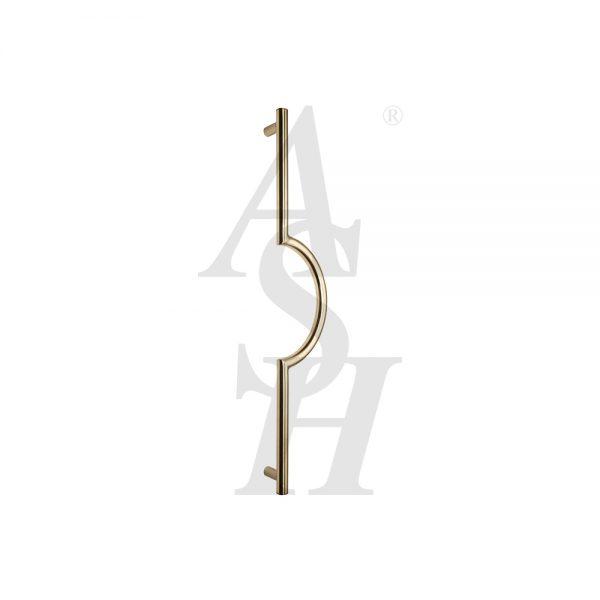 ash125-satin-brass-cranked-pull-door-handle-ash-door-furniture-specialists
