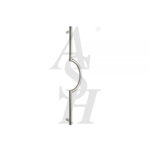 ash125-satin-stainless-cranked-pull-door-handle-ash-door-furniture-specialists