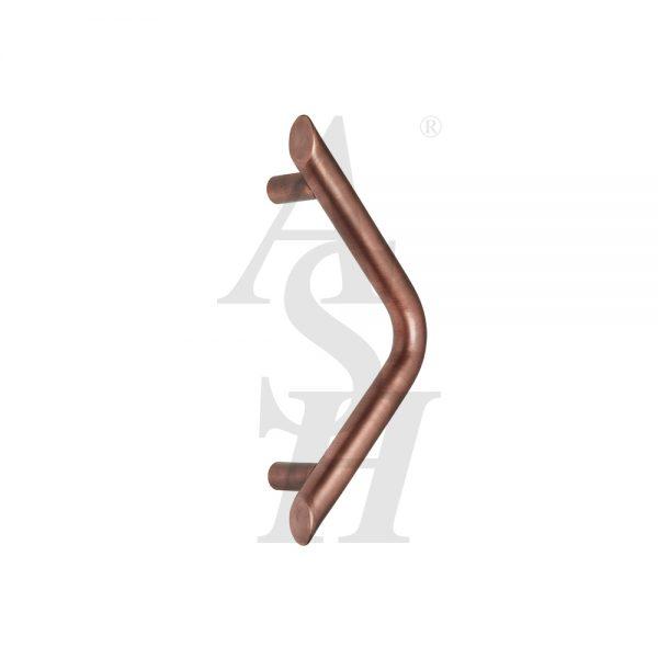 ash211-antique-copper-antimicrobial-cranked-pull-door-handle-ash-door-furniture-specialists-wm