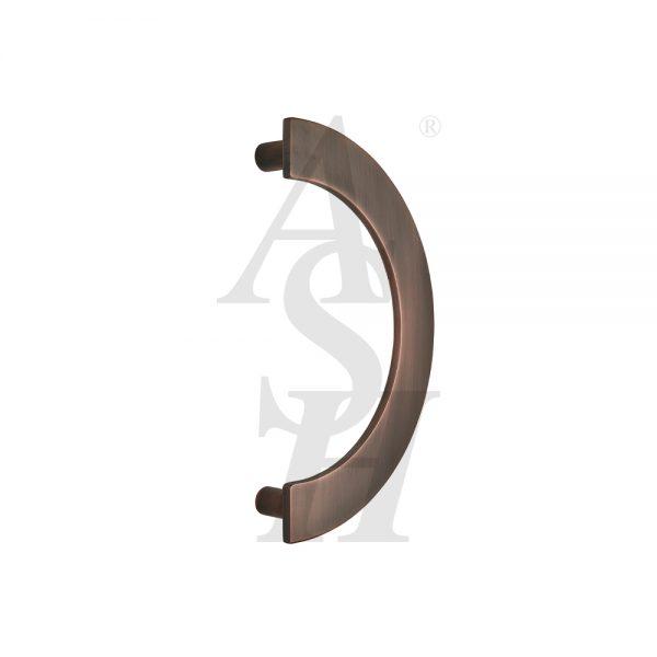 ash238-antique-copper-curved-cranked-plate-pull-door-handle-ash-door-furniture-specialists