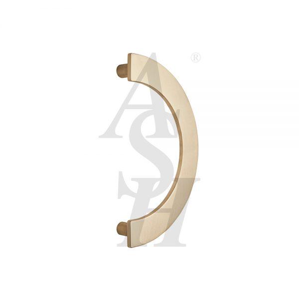 ash238-satin-brass-curved-cranked-plate-pull-door-handle-ash-door-furniture-specialists