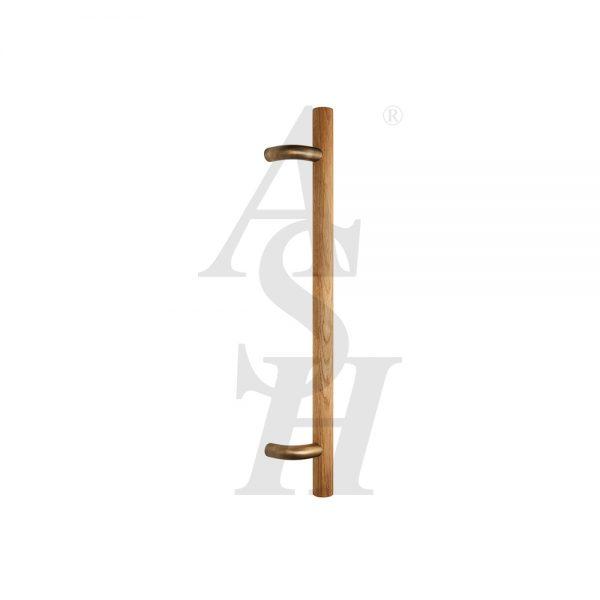 ash520-antique-brass-timber-pull-door-handle-ash-door-furniture-specialists