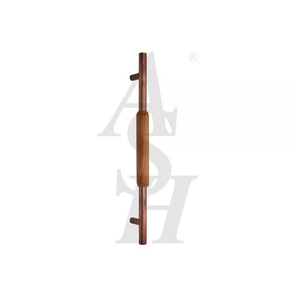 ash521tg-antique-copper-timber-pull-door-handle-ash-door-furniture-specialists