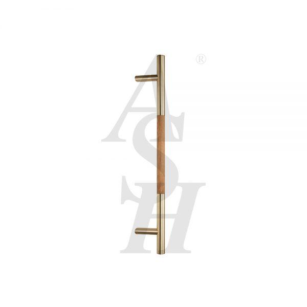 ash523fg-satin-brass-timber-pull-door-handle-ash-door-furniture-specialists