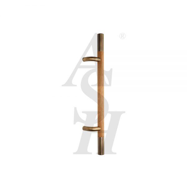 ash586c-antique-brass-timber-pull-door-handle-ash-door-furniture-specialists