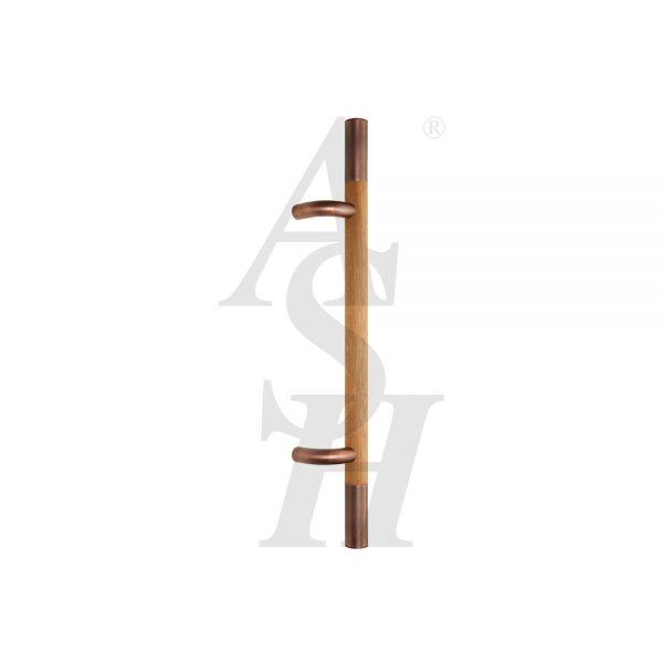 ash586c-antique-copper-timber-pull-door-handle-ash-door-furniture-specialists